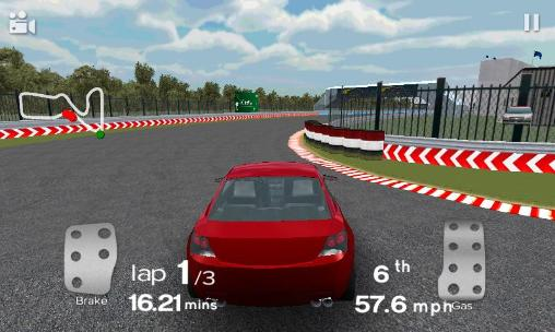 Screenshots von Real circuit championship für Android-Tablet, Smartphone.