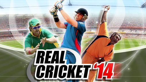 Real cricket '14 poster