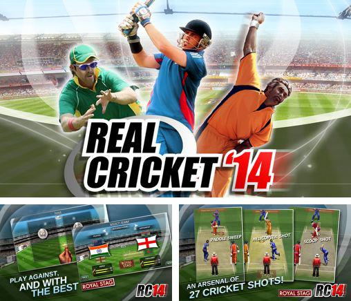 Real cricket '14