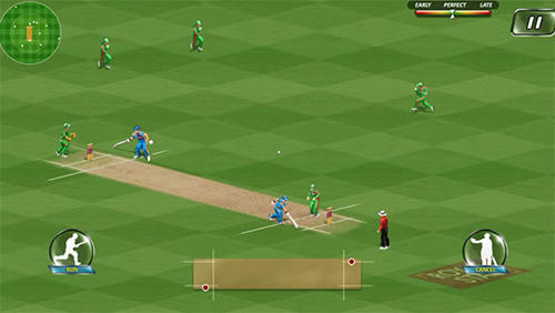 Real cricket 16 screenshot 1