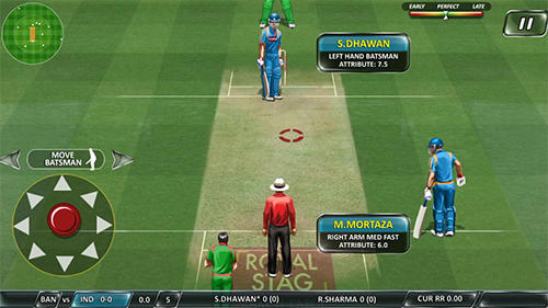 Real cricket 16 screenshot 3