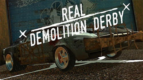 Real demolition derby обложка