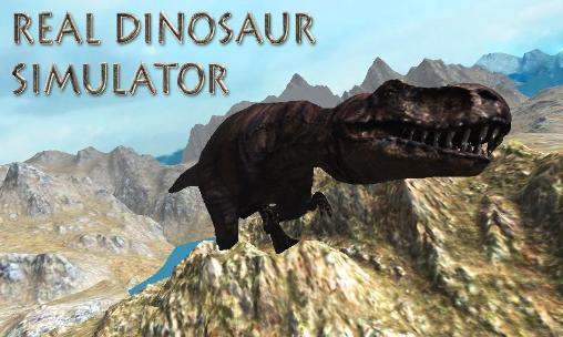android用real dinosaur simulatorを無料でダウンロード アンドロイド用