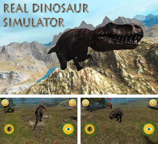 Real dinosaur simulator