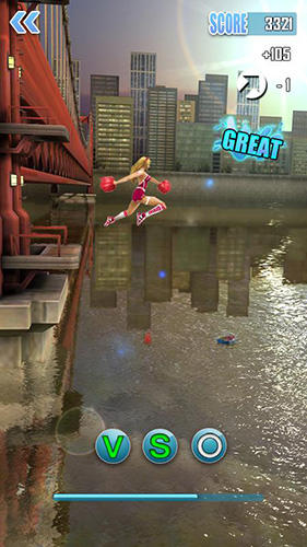Real diving 3D screenshot 1
