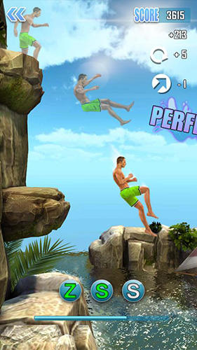 Real diving 3D screenshot 2
