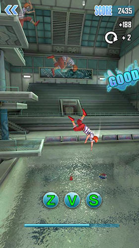Real diving 3D screenshot 3