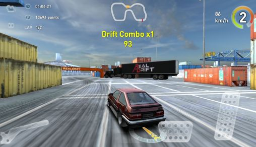 Real drift screenshot 5