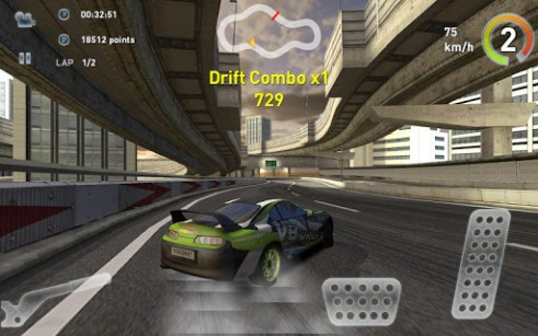 Скачати гру Real drift car racing v3.6 на Андроїд телефон і планшет.