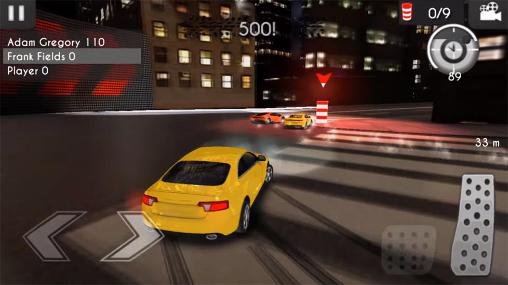 Screenshots von Real drift X: Car racing für Android-Tablet, Smartphone.