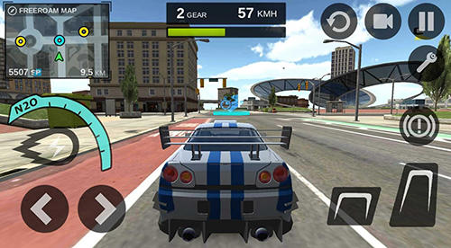 Real Driving Games >> Real Driving For Android Download Apk Free