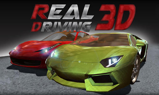Real driving 3D обложка