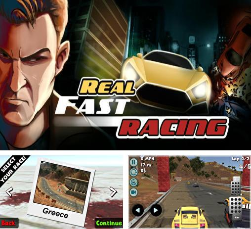 Real fast racing
