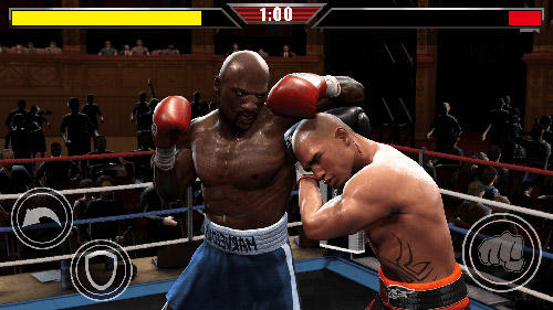 Download Real Boxing Android free game.