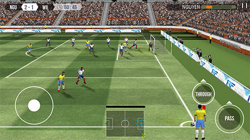 Jogue Real football para Android. Jogo Real football para download gratuito.