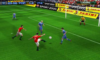 Jogue Real Football 2011 para Android. Jogo Real Football 2011 para download gratuito.