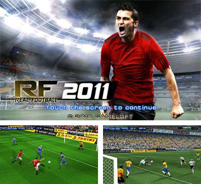 In addition to the game Real Football 2013 for Android phones and tablets, you can also download Real Football 2011 for free.