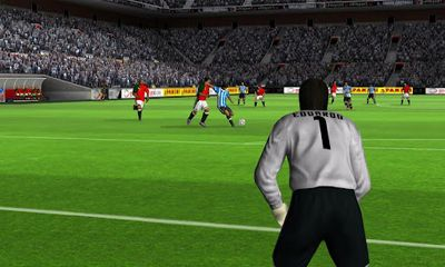 Download Real Football 2012 Android free game.