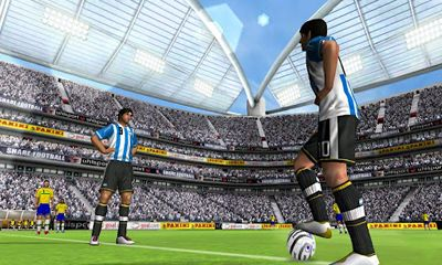 Jogue Real Football 2012 para Android. Jogo Real Football 2012 para download gratuito.