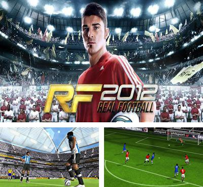 In addition to the game Real Football 2011 for Android phones and tablets, you can also download Real Football 2012 for free.