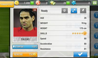 Download Real Football 2013 Android free game.