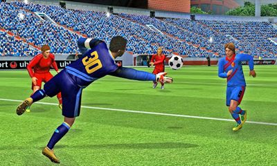 Get full version of Android apk app Real Football 2013 for tablet and phone.