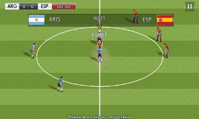 Real Football 2014 screenshot 3