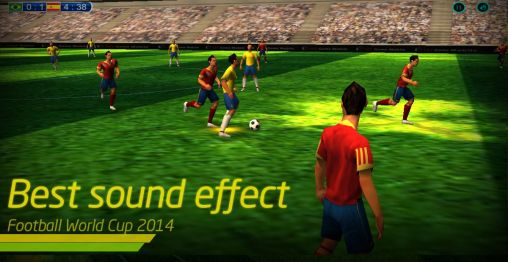 Real football 2014: World cup screenshot 3