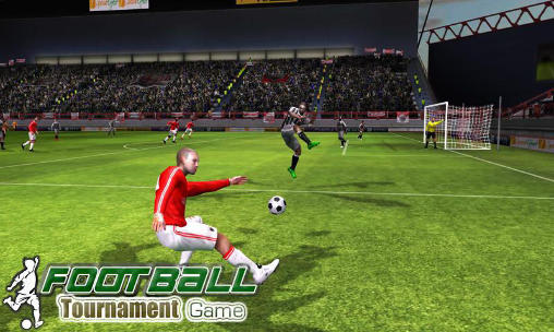Real football tournament game обложка