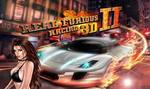 Real furious racing 3D 2 обложка