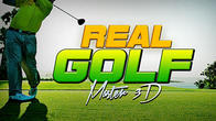 Real golf master 3D APK