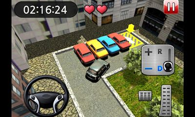 Download Real Parking 3D Android free game.