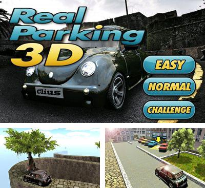 In addition to the game Trucker Parking 3D for Android phones and tablets, you can also download Real Parking 3D for free.