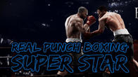 Real punch boxing super star: World fighting hero APK