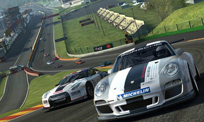 Real racing 3 v3.6.0 screenshot 1