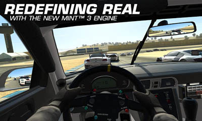 Screenshots von Real racing 3 für Android-Tablet, Smartphone.