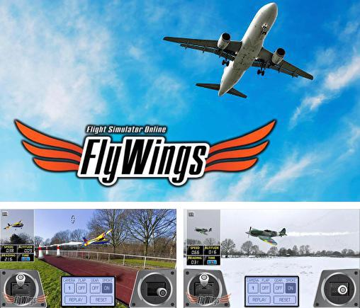 Real RC flight sim 2016. Flight simulator online: Fly wings