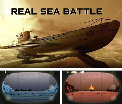 In addition to the game Deadly Abyss 2 for Android phones and tablets, you can also download Real sea battle for free.