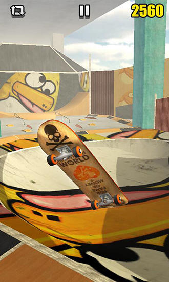 Real skate 3D screenshot 3