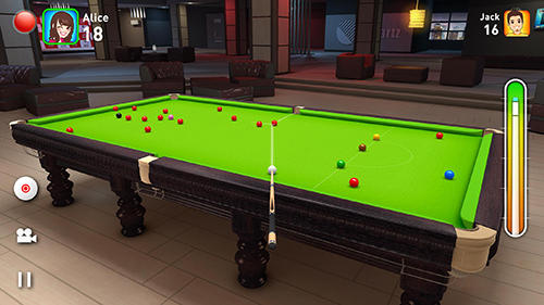 Real snooker 3D screenshot 2