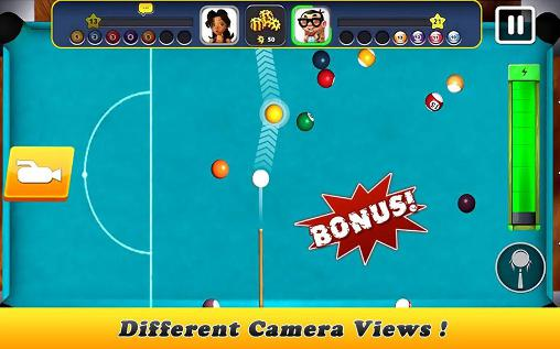 Real snooker: Billiard pool pro 2 screenshot 2
