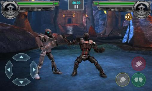 Screenshots do Real steel: Champions - Perigoso para tablet e celular Android.