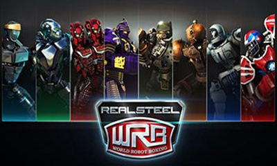 Real steel. World robot boxing обложка