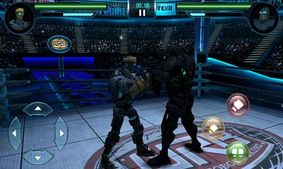 Real steel. World robot boxing screenshot 6