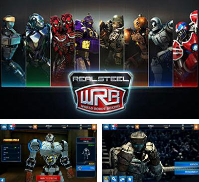 In addition to the game Shadow fight 2 v1.9.26 for Android phones and tablets, you can also download Real steel. World robot boxing for free.
