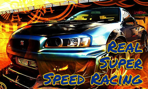 Real super speed racing обложка