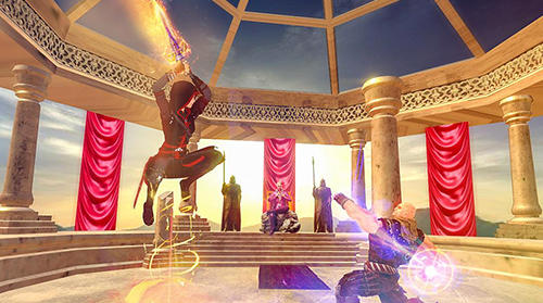 Real superhero kung fu fight champion screenshot 1
