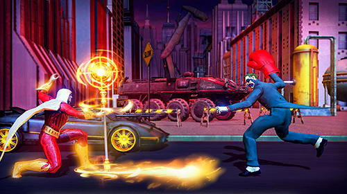 Real superhero kung fu fight champion screenshot 2