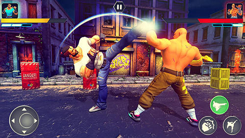 Real superhero kung fu fight champion screenshot 3