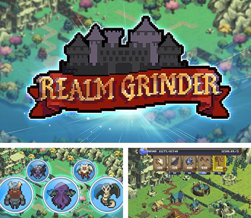 In addition to the game Battlepillars: Multiplayer PVP for Android phones and tablets, you can also download Realm grinder for free.